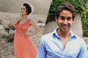 Cecilia Violetta López & Nate Salazar