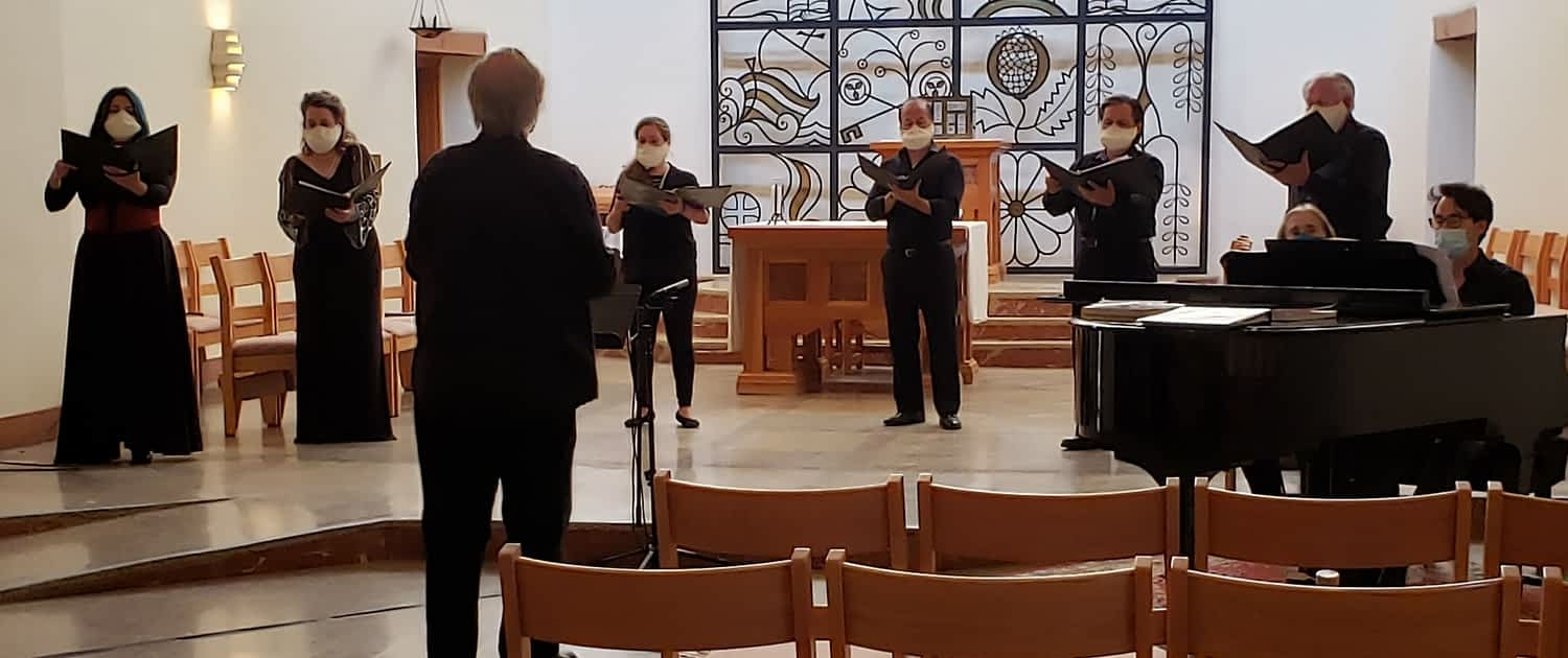 "NMPAS soloists perform ""Va pensiero"" from Verdi's Nabucco (September 6, 2020)"